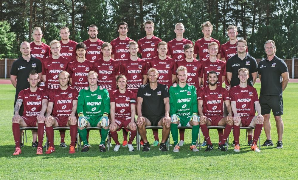 Gilbert Ludwig - Urheilukuvaus Jyväskylä